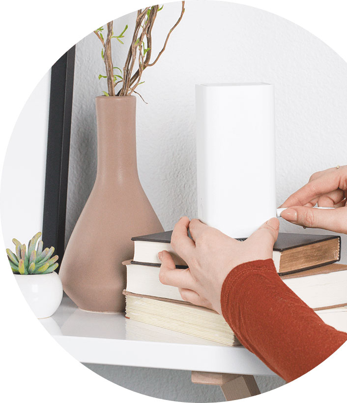 Vilo Mesh Wi-Fi System | Easy to use. Affordable. Secure.
